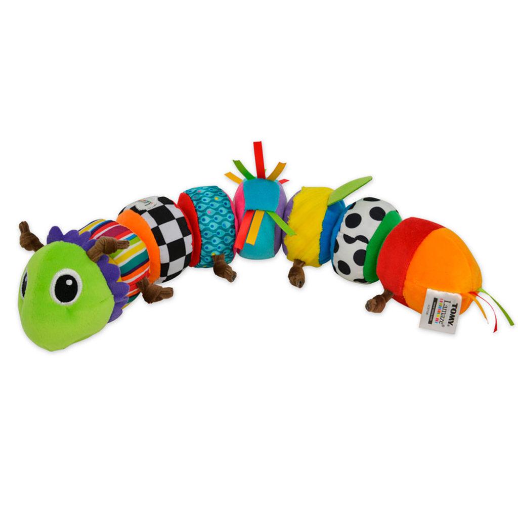 Olga a Caterpillar Vaidosa