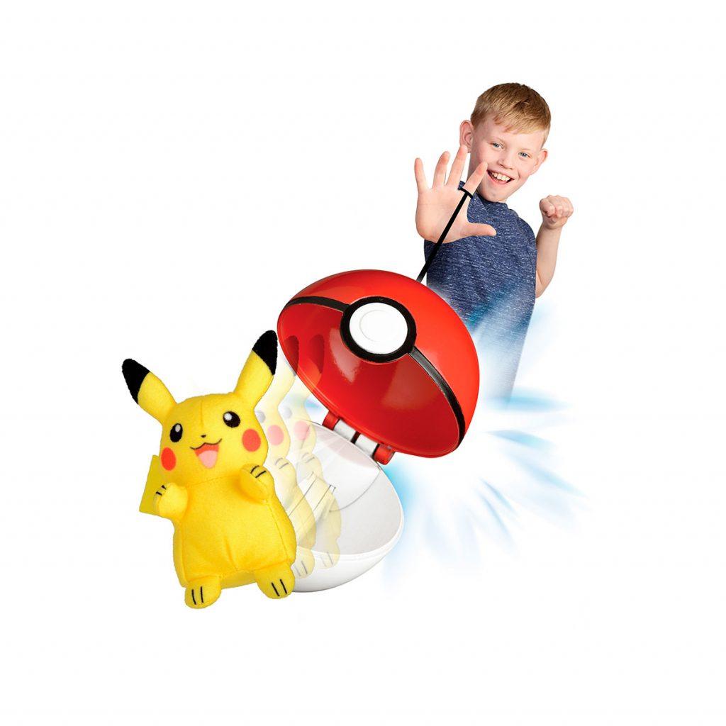 Pokémon Lança e Ataca Sdo.