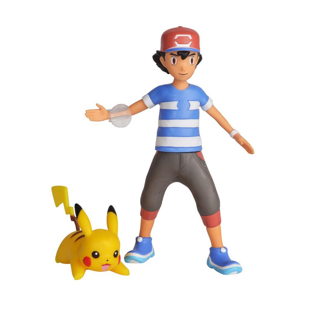 Pokémon Figura Herói com Mecanismo Sdo.