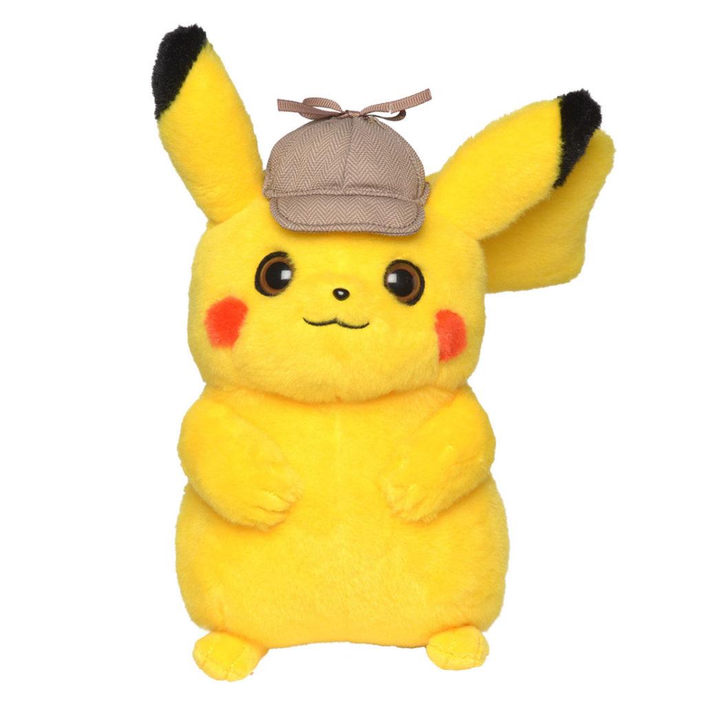 Pokémon Peluche Deluxe Detetive Pikachu