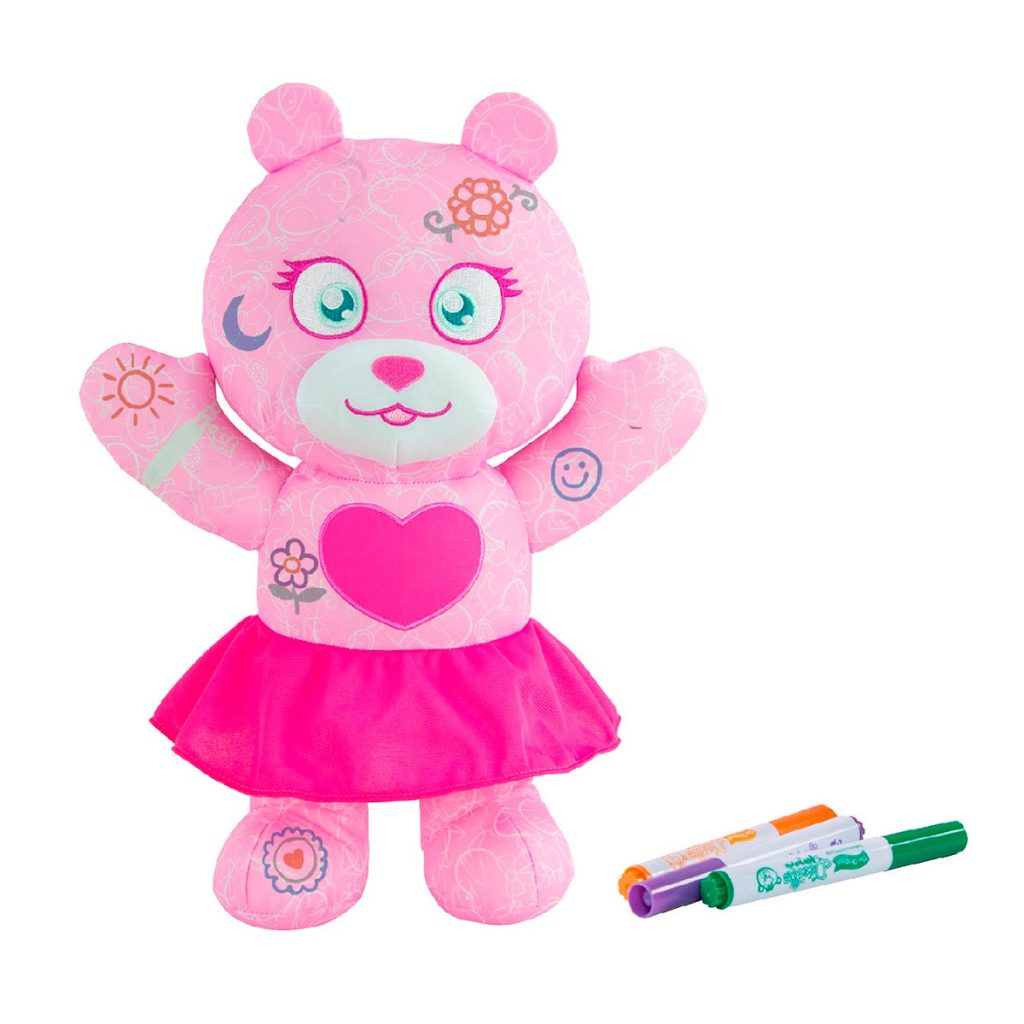 Fashion Doodle Bear