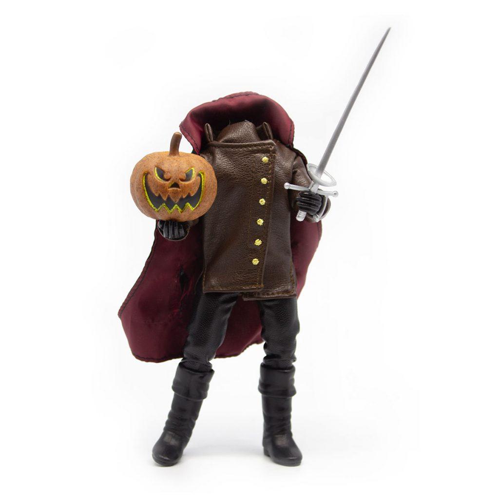Figura Cavaleiro Sem Cabeça